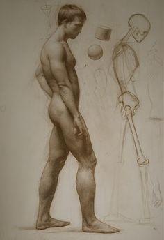 Boceto figura humana #arte