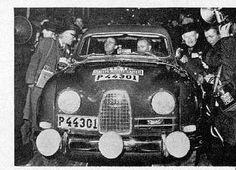 1964 Monte Carlo Rally.  Henry Liddon in a 1,071 c.c. BMC Mini Cooper S.  (scheduled via http://www.tailwindapp.com?utm_source=pinterest&utm_medium=twpin&utm_content=post177074051&utm_campaign=scheduler_attribution)