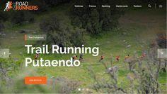 Conoce nuestra nueva web  Les compartimos nuestra nueva página web donde con un renovado diseño podrán encontrar información del equipo tales como ranking de maratón testeos de zapatillas y noticias del acontecer diario.  http://ift.tt/18nZpwJ