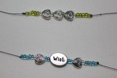 Wish Bracelets by HolisticBliss on Etsy, $3.00