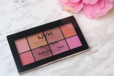 New In: NYX Sweet Cheeks Blush Palette