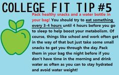 College fit tip!