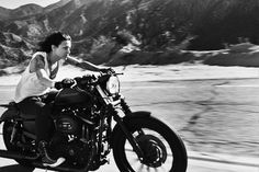www.caferacergirls.com #Caferacer