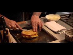 This is amazing. Chef 2014 - Grilled Cheese Scene with Jon Favreau - YouTube.
