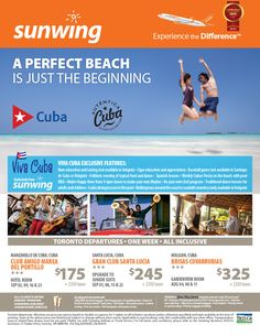 Featured Promotion - A Perfect Beach is just the Beginning
