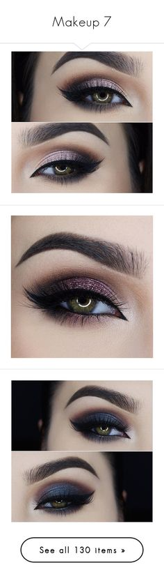 """""""Makeup 7"""" by fashionpolice-247 ❤ liked on Polyvore featuring jewelry, earrings, indian jewelry, indian jewellery, indian earrings, beauty products, makeup, eye makeup, eyeshadow and cervin"""