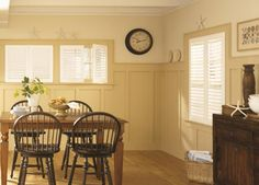 Energy efficiency is very important to most home owners today.  These composite blinds will add additional insulation to your windows!