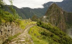 If you decided to hike the Inca Trail to reach Machu Picchu, be aware that you must go with an organized group with a permit, which can be arranged through a licensed tour agency. (From: Photos: Where You Shouldn't Go Alone)