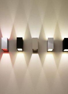 Contemporary wall light (aluminium) ALVALINE: CLV2 by Claudio La Viola Viabizzuno #light