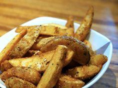 Cómo hacer patatas gajo especiadas al horno en casa
