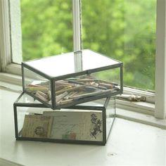 Oni Glass Box