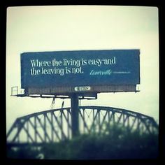 """""""Where the living is easy and the leaving is not."""" -www.stmtthewschamber.com"""