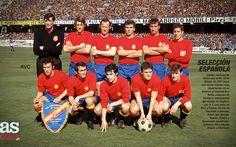 SELECCIÓN ESPAÑOLA - 1971 (D. As)