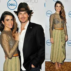 #Nikkireed at her recycled jewellery launch with Dell at CES in Las Vegas . . . . . . . . . . . . . . . . . . . . . #InstaFashion #Fashion #Style #Stylish #Fashionista #FashionBlogger #Stylist #FashionDaily #IGStyle #photooftheday #StreetFashion #Streetstyle #Ootn #Ootd #lookoftheday#celebrityfashion