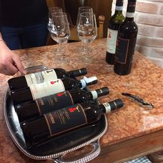 Brunello wine tasting  #wine #winelover #tuscanyinlimo #montalcino #valdorcia #tuscany #winetasting #winery #travel #travelphotography #italianstyle #winecountry