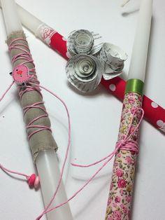 Easter handmade candles  #handmadeeastercandles #eastercandles #λαμπάδες #almanogr