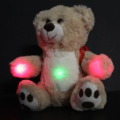An Adorable Interactive Ghost Hunting Teddy Bear That Responds in a Cute Voice When One Is Found