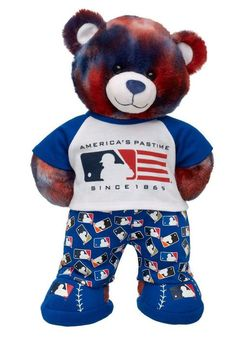 Build-A-Bear Workshop.  sc 1 st  Pinterest & Cheerful Monkey in Superman Costume - Build-A-Bear Workshop US ...