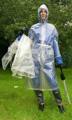 Rain coat Fashion Editorial - Rain coat Outfit Street Style - - Rain coat For Men Raincoat Baby Raincoat, Clear Raincoat, Vinyl Raincoat, Plastic Raincoat, Pvc Raincoat, Plastic Pants, Yellow Raincoat, Hooded Raincoat, Cowls