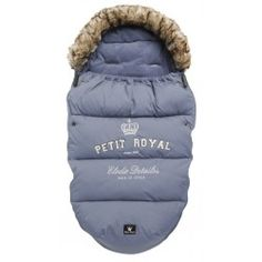 Śpiworek do wózka Elodie Details - Petit Royal Blue