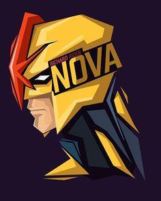Power Of The Nova Force - #popheadshots