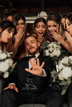 Groom's Fun ★ Tips and ideas to add to your wedding photography list. Best romantic poses and details for your inspiration. Groom's Fun ★ Tips and ideas to add to your wedding photography list. Best romantic poses and details for your inspiration. Cute Wedding Ideas, Wedding Goals, Wedding Pics, Perfect Wedding, Wedding Planning, Dream Wedding, Wedding Hair, Wedding Funny Pictures, Ideas For Wedding Pictures