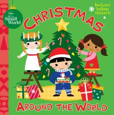 """Read """"Disney It's A Small World: Christmas Around the World A Disney Read Along!"""" by Disney Books available from Rakuten Kobo. Read along with Disney! Join Pedro, Zanele, and all their friends for some Christmas merriment around the globe. Watch h. Christmas Books For Kids, Preschool Christmas, Christmas Time, Christmas Activities, Kid Activities, Christmas Ideas, Around The World Theme, Holidays Around The World, Around The Worlds"""