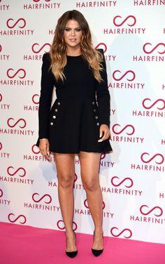 Khloé Kardashian Style - Khloé Kardashian Fashion Photos