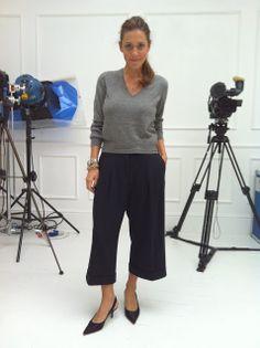 Wearing It Today: Culottes www.wearingittoday.co.uk