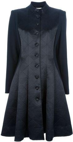 Temperley London Black Noa Coat