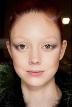 Somente um Doce Sorriso: Maquiagem natural