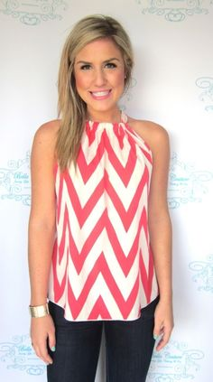 Chevron Top