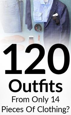 120 outfits. From just 14 pieces of clothing? A new outfit everyday for 4 months? Really? It is possible IF you focus on interchangeability in your wardrobe. What is an interchangeable wardrobe? An interchangeable wardrobe is when every piece of clothing in your closet works with n