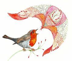 I love birdies.