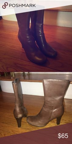 Belle USA Cute heeled boots perfect for Fall weather to look stylish Belle USA Shoes Heeled Boots