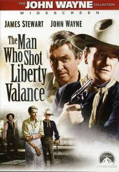 A senator, who became famous for killing a notorious outlaw, returns for the funeral of an old friend and tells the truth about his deed.  Director: John Ford