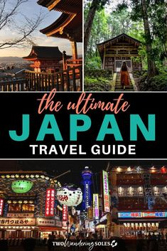 Going to Japan? This is the ultimate resources with everything you need to know before visiting Japan for the first time.