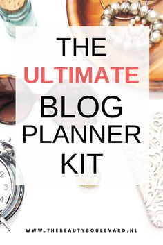 This is the ultimate blog planner! You definitely have to get this amazing blog agenda. Do you love free printables? Then get this amazing bullet journal!