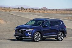 Hyundai Motor America today unveiled the all-new 2019 Santa Fe SUV for the U.S. market at the New York International Auto Show
