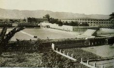 Vista de La Condomina en 1925 Condomina-Fotografías - Región de Murcia Digital