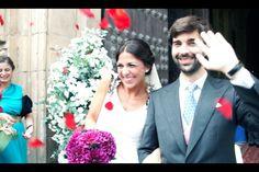 Elena y Guille se casaron el pasado 12 de Julio del 2014 #bodaromantica #bodajerez #videodeboda #bodamallorca #bodaplazadetoros #fotografiaboda #weddingplanner