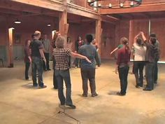 """Pioneer Dance - """"Oh, Johnny Oh"""" excellent instructional video #squaredance"""