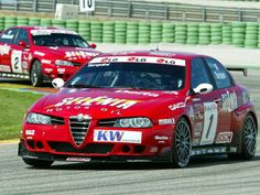 VehiclePic: Alfa Romeo 156 GTA Autodelta 2004 Brand Photo