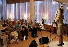 ouderen vinden het heel leuk om naar rustige muziek te luisteren