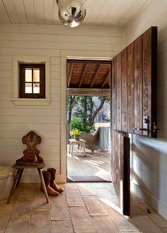 Beautiful, Simple Porch With Black Dutch Door | Beauty And Comfort |  Pinterest | Dutch Doors, Dutch And Porch