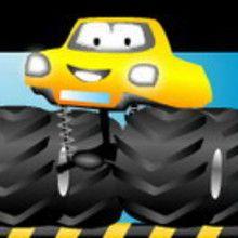Street Rally 905 Bart Simpson, Rally, Monster Trucks, Racing, Street, Running, Auto Racing, Walkway