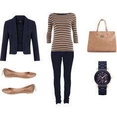 Seriously casual chic