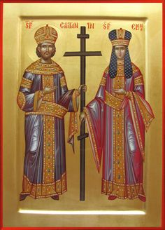 St. Constantine & St. Helen - May 21