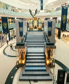 'Warcraft' Has Taken Over A Mall In China