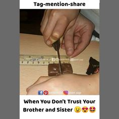 New Funny Pictures Texts Brother Ideas Funny Sister Memes, Brother Sister Quotes, Brother And Sister Love, Funny School Jokes, Crazy Funny Memes, Funny Facts, Funny Jokes, Hilarious, Siblings Funny
